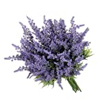 Grand-Verde-Lavender-8-PCS-Set-Purple-Artificial-Flowers-Faux-Plants-Real-Touch-Plastic-Bouquets-Fake-Shrub-Outdoor-Farmhouse-Gift-DIY-Garden-Patio-Balcony-Wedding-Party-French-Provence-Home-Decor