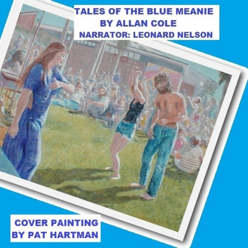 Tales of the Blue Meanie audiobook cover art