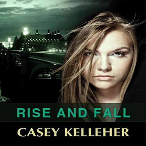 Rise and Fall audiobook cover art