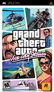 Grand Theft Auto Vice City Stories - Sony PSP (Renewed)