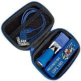 My Custom Style Kit de Powerbank Azul Personalizable 2200mAh