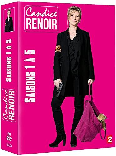 Coffret Candice Renoir Saisons 1 à 5