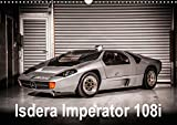 Isdera Imperator 108i 2019: The Isdera Imperator 108i was a low-volume German supercar produced from 1984 to 1993. (Calvendo Technology)