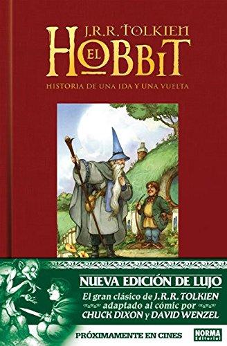 EL HOBBIT ED. DE LUJO (CÓMIC USA)