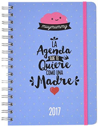 Dohe Muymummy - Agenda 2017, semana vista, 15 x 21 cm