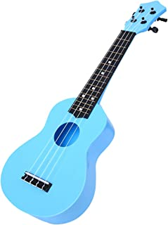 Guitar, Adjustable Tightness Overall Sound Hole Ukulele Softly Convey with 21in for Learning