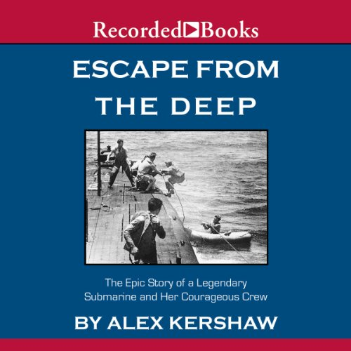 Escape From the Deep audiobook cover art
