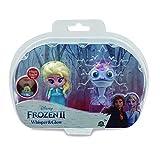 Giochi Preziosi- Frozen 2 - Blow & Shine Blister 2 Figuras (FRN74000),...