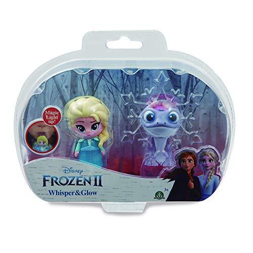 Giochi Preziosi FRN74000 Frozen 2 Whisper & Glow, Multicolore, Modelli (Personaggi) assortiti