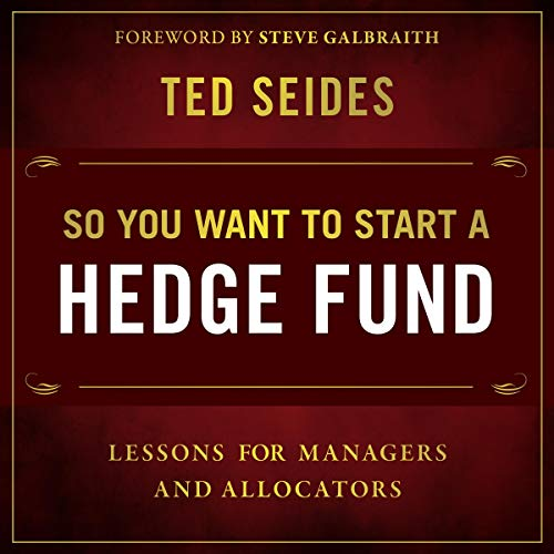 So You Want to Start a Hedge Fund cover art