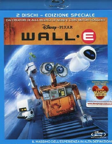 Wall-E (Special Edition) (2 Blu-Ray)