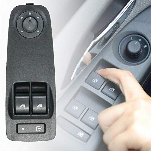 JASAFAJFH Voor FIAT, 735487423 6490X9 Binnenste Onderkant Eenvoudige Installeer Knop Elektrische Vervangende Raam Schakelaar Main Lift Side Driver