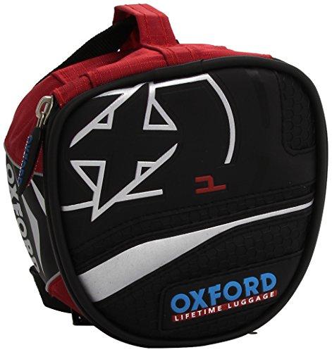 Oxford X1 OL191 Lifetime Tankrucksack, Rot