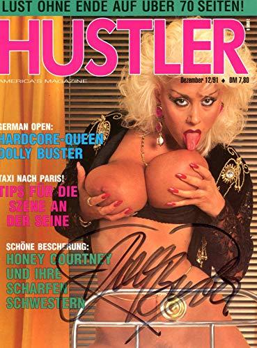 Dolly Buster original Autogramm/Autograph/signiert