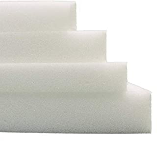AK TRADING CO. Upholstery Foam Cushion (Great for Chairs, Seat Replacement Foam, Foam Pads and Back Cushions) - Set of 4 (2
