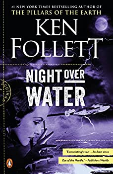 Paperback Night over Water Book