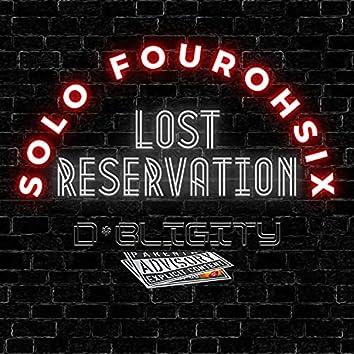 Lost Reservation (Album)