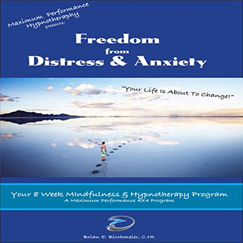 Freedom from Distress and Anxiety audiobook cover art