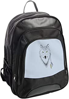 شنطة ظهر،   بتصميم رسوم كرتونية - ذئب