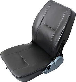 WEIMALL 多目的シート 交換用座席 汎用 防水 前後調節可能 リクライニング機能付 トラクター ユンボ フォークリフト 重機 農業機械 建設機械 (Bタイプ)