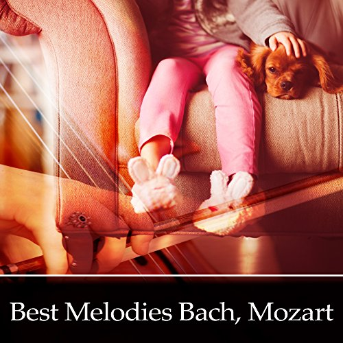 Best Melodies Bach, Mozart – Classical Songs Famous Composers, Music for Brilliant, Wise Child, Classical Instruments for Kids