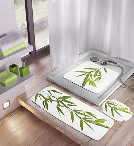 Kleine Wolke 5380600008 Nackenpolster Bamboo, 32 x 22 cm, grün