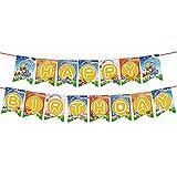 Winnie The Pooh Birthday Party Banner, Winnie...