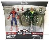 Marvel Legends Ultimate Spider-Man & Marvels Vulture Exclusive 2-pack action figures...