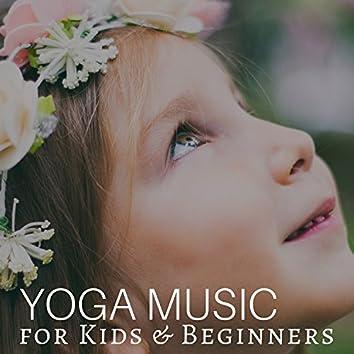 Yoga Music for Kids & Beginners - Background Music
