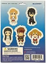 Sword Art Online Magnet - Chibi Collection