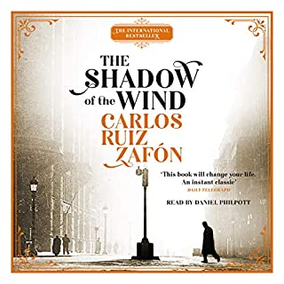 The Shadow of the Wind cover art