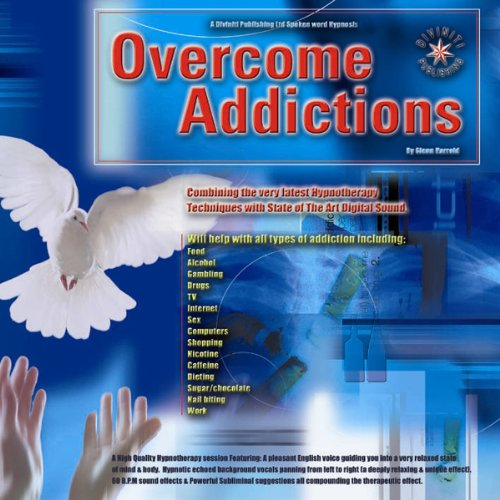 Overcome Addictions audiobook cover art