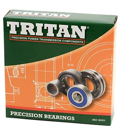 Tritan SA208-40MM Insert Bearing - Light Duty - Eccentric Locking Collar