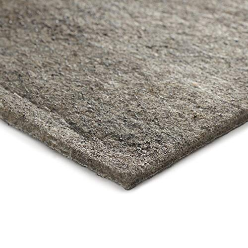Safavieh PAD130 Durable Hard Surface and Carpet Non-Slip Rug Pad, 6-Feet by 9-Feet