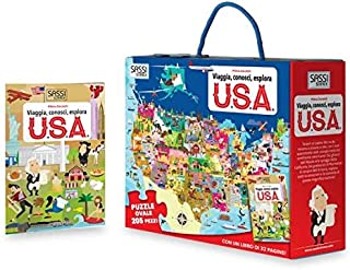 Sassi Junior Travel, Learn And Explore  U.S.A
