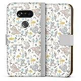 DeinDesign Étui Compatible avec LG G5 Étui Folio Étui magnétique Produit sous Licence Officielle...