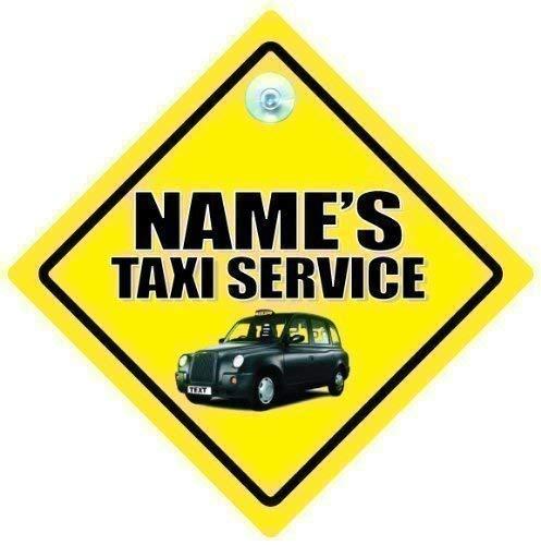 Personalisiert Taxi-schild,personalisiert Taxi Auto Schild,Taxi Auto Schild,Taxi-Schild,Mini Taxi-Schild,Wir Werden Fügen Sie Ihre Ausgewählte Name Erstellen Sie Ihr Eigenes Taxi-Schild,Schwarz Cab