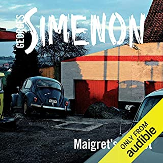 Maigret's Secret     Inspector Maigret, 54              By:                                                                                                                                 Georges Simenon                               Narrated by:                                                                                                                                 Gareth Armstrong                      Length: 3 hrs and 27 mins     5 ratings     Overall 4.4