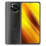 Xiaomi Poco X3 NFC 120Hz Display 64GB 6GB Factory Unlocked Smartphone (Shadow Gray)
