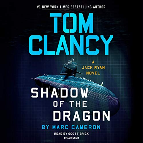 Tom Clancy Shadow of the Dragon  By  cover art