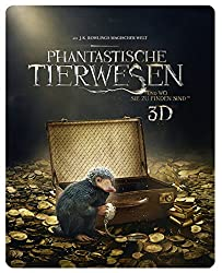Phantastische Tierwesen Dvd