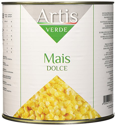 Artisfood Mais Dolce in Grani Sottovuoto, 1870 g