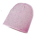 KIRALOVE Sombrero para niños - niña - de Punto - Sombrero para bebés - bebés - Gorra - bebé Unisex - Rosa - Idea de Regalo Original