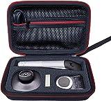 KOKAKO Hart Reise Schutz Hülle Etui Tasche für Philips OneBlade Pro Hybrid-Styler QP6520