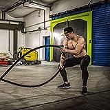 Zoom IMG-2 powrx battle rope 9m x