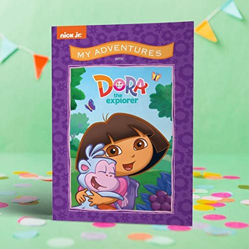 Personalized Children's Book: My Adventures with Dora The Explorer (Standard Paperback)