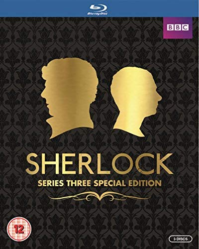 Sherlock - Series 3 (Special Edition) [Blu-ray]
