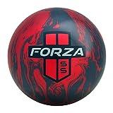 Motiv Forza SS Bowling Balls, Red/Black, 16 lb