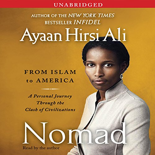 Nomad Audiobook By Ayaan Hirsi Ali cover art