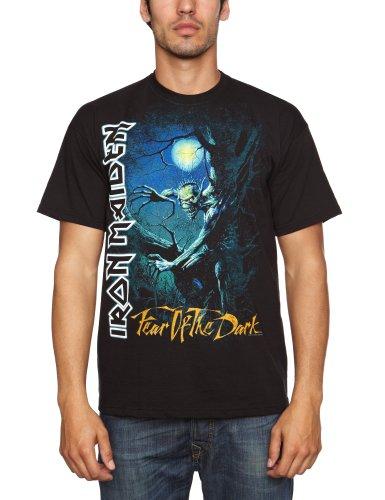 T-Shirt-(M)-Fear of the Dark Nera